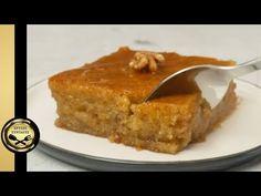 Το λένε μελαχρινό και φτωχό και είναι το πιο νόστιμο νηστίσιμο γλυκάκι - ΧΡΥΣΕΣ ΣΥΝΤΑΓΕΣ - YouTube French Toast, Pie, Breakfast, Sweet, Desserts, Recipes, Food, Cakes, Youtube