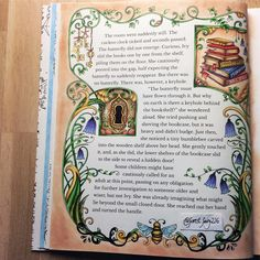 """Gefällt 10 Mal, 2 Kommentare - Silvia (@forest.fairy226) auf Instagram: """"It really is so much fun to colour in InkyIvy, I feel like a storybook illustrator! It's amazing to…"""""""