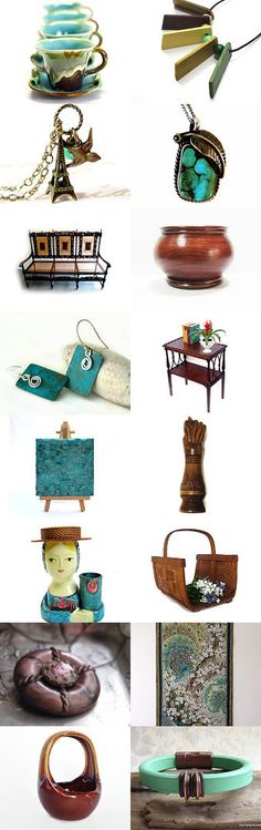 Tuesday's Feature Picks by Pat on Etsy--Pinned with TreasuryPin.com