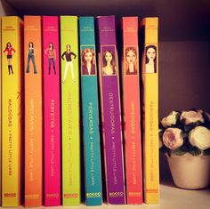 Pretty Little Liars-Books