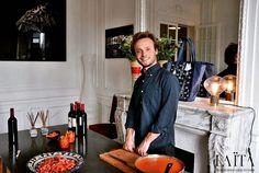 Découvrez le portrait HILARANT d'Arthur Berger, jeune chef passionnant et passionné, qui s'associe désormais avec LAÏTA from Buenos Aires to Paris pour les Soirées des Ateliers ! 🍴 RDV sur www.laita-baparis.com