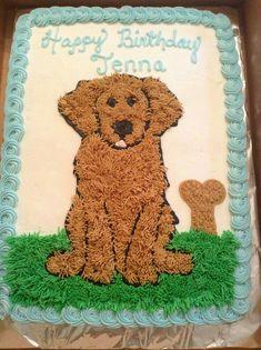 Diy dog cake design 27 Ideas for 2019 Puppy Birthday Cakes, Diy Birthday Cake, Dog Birthday, Dog Themed Parties, Bird Birthday Parties, Happy Birthday Jenna, Pitbull, Puppy Cake, Dog Cakes