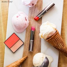 Mary Kay Summer colors to cool you down!