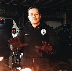 Jesse Lee Soffer. Detective Halstead. Chicago PD