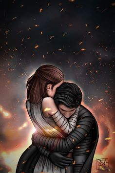 You're Not Alone Thanks Star Wars. I didn't need my heart anyways. Well, since Reylo is now officially not incest, I'm jumping aboard this ship! Tumblr | Source: https://dustybowldance.tumblr.com/post/168682611186/ben-when-we-touched-hands-i-saw-your-future