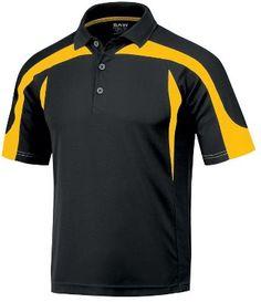 Baw Men s Eagle Cool-Tek Short Sleeve Polo  Baw Men s Eagle Cool-Tek 38d7fded03be3