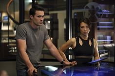 Agents of S.H.I.E.L.D.  review: Skye's wide open