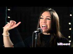 "Leona Lewis - ""One More Sleep"" LIVE Billboard Studio Session - http://afarcryfromsunset.com/leona-lewis-one-more-sleep-live-billboard-studio-session/"