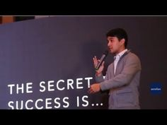 The Secret to Success by Atom Araullo