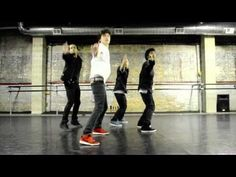 "Ian Eastwood- Ne-Yo Choreography Submission-""Champagne Life"""