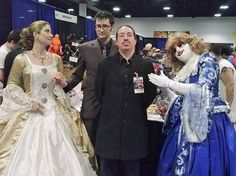 Tampa Bay Comic Con at the Tampa Convention Center on Aug 2, 2014.
