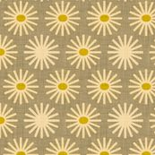 fireworks and sunflower fabric by holli_zollinger, click to purchase