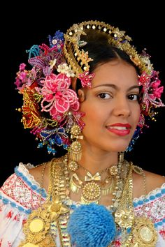 I love my Panamanian heritage; the people, the history and traditions.