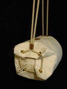 35f0d7c0d2e95 Sailor Bag - Morris & Barth Seesack, Taschen Nähen, Ideen, Messenger  Rucksack,