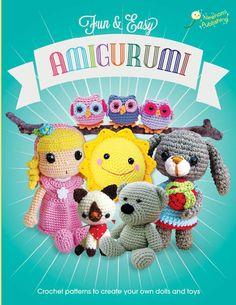 Enlarging Amigurumi Patterns : Free pattern, Minis and Mice on Pinterest