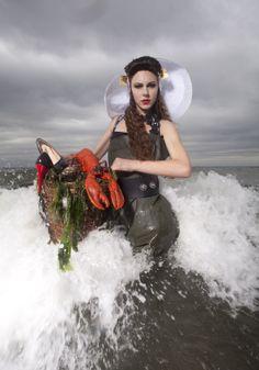 Photographer: Rem vd Bosch Model: Jolien Derycke Concept/Styling/MUA/Hair: Citty van Aart (www.creacit.com)