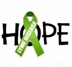 There is hope for Lyme Disease........