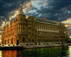 Historical Haydarpasa train station in Istanbul, Turkey Oh The Places You'll Go, Places To Travel, Places To Visit, Ankara, Turkey Travel, Istanbul Turkey, Train Station, Adventure Travel, Amazing