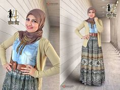 hijab fashion summer 2015 Casual Summer Hijab Clothing  http//www.justtrendygirls.
