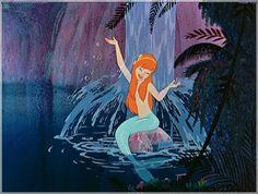 Peter Pan mermaid