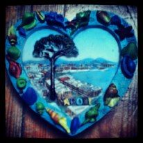 Heart from Napoli by: Sira <3
