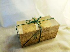 Новогодний набор свечей из вощины, 2шт – купить в интернет-магазине на Ярмарке Мастеров с доставкой