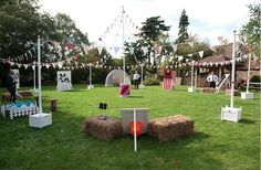 The Original Fete Company - entertainment and decoration for your wedding