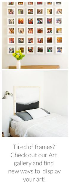 Check our our DIY Art gallery.