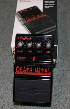 Digitech Death Metal