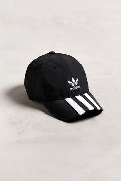 ed3e37122a6ef adidas Originals Relaxed Strapback Hat