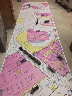 HO scale planning #hotrainaccessories #modeltrainplans