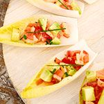 Endive with Smoked Salmon Recipe | MyRecipes.com