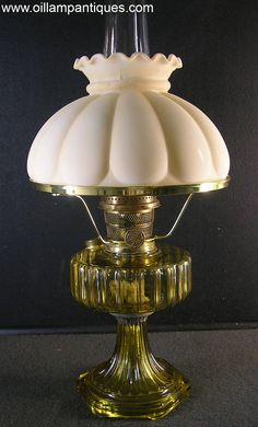 Aladdin Corinthian Oil Lamp Model B-101 were only produced in 1935-1936 | Oil Lamp Antiques
