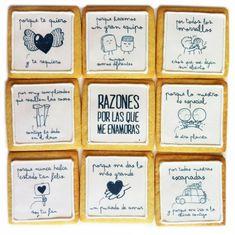 For lovers! Loveeeeeeee it! Para los enamorados! Me encantaaaaaannn!!!