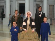 The Lincoln Museum ~ Springfield, Illinois by Rosemary Richardson