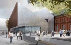 Museum of Concrete Art and Design (competition) · Projects · Stanton Williams Architects