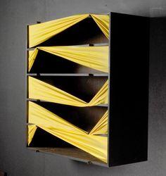 Hamachi is a storage unit designed by Danish designer Jakob Jørgensen - See more at: http://www.pleatfarm.com/2010/04/09/hamachi-storage-shelf-jakob-j%C3%B8rgensen/#sthash.XX3IUXAK.dpuf