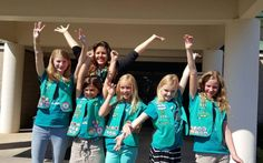 THESE GIRLS ROCK!  Now the Girl Scouts of the USA and Girl Scout Council of the Florida Panhandle have formalized the longstanding relationship between the Girl Scouts and the STEM fields by rolling out 23 new STEM and outdoor badges which most scouts can start earning at the start of their school year. #STEM Stem Fields, These Girls, Girl Scouts, Badges, Florida, Tech, Relationship, Usa, School