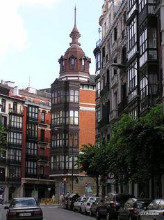 Bilbao, Euskadi, Basque Country