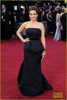 i love her! beautiful without being anorexic and successful because of her brains, wit, and humor!