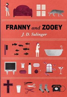 There isn't anyone out there who isn't Seymour's Fat Lady. | Franny + Zooey | Salinger