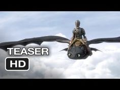 How To Train Your Dragon 2 Official Teaser Trailer (2013) - Dreamworks Animation Sequel HD - YouTube *lets out several incoherent screams* can not WAIT