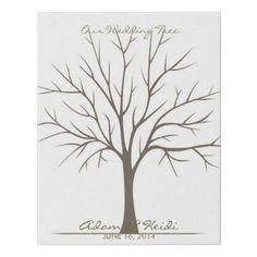 Wedding Fingerprint Tree, Artwork Prints, Canvas Prints, Wedding Canvas, Tree Canvas, Affordable Wedding Venues, Vacation Pictures, Personalized Wedding, Diy Design
