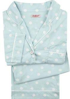 Perfectly Seaside... Cath Kidston Spot Pyjama Set