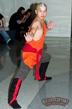 Ang from Avatar the Last Airbender #cosplay | WonderCon 2012