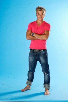 Bobby v Jaarsveldt - singer Hottest Male Celebrities, Celebs, Barefoot, Bobby, Van, Sporty, African, People, Singers