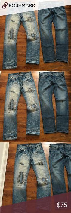Quelle coupe de jean choisir pour un homme