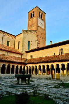 Abbazia di Santa Maria in Follina, Treviso, Veneto, ITALY