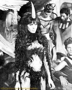 Anita Pallenberg as The Great Tyrant, Black Queen of Sogo in the 1968 film 'Barbarella' Anita Pallenberg, Moving Pictures, Golden Age Of Hollywood, Archetypes, Rolling Stones, Rock, Science Fiction, Sci Fi, Muse