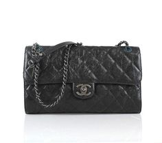 Chanel Black Quilted Leather Cross Body - Shoulder Bag. Get one of the hottest styles of the season! The Chanel Black Quilted Leather Cross Body - Shoulder Bag is a top 10 member favorite on Tradesy. Save on yours before they're sold out!